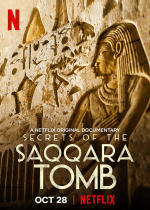 Les Secrets de la tombe de Saqqarah - FRENCH HDRip