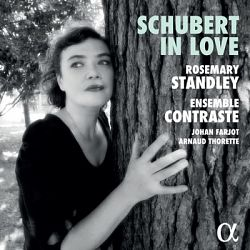 Rosemary Standley, Ensemble Contraste, Johan Farjot & Arnaud Thorette-Schubert in Love