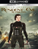 Resident Evil: Retribution - MULTi (Avec TRUEFRENCH) 4K UHD