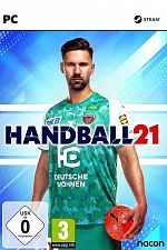 Handball 21 - PC DVD