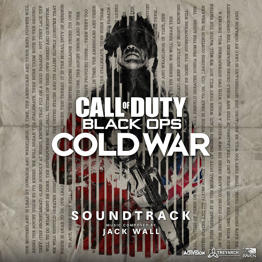 Jack Wall-Call of Duty® Black Ops: Cold War (Official Game Soundtrack)