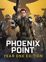 Phoenix Point: Year One Edition - PC DVD