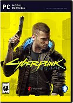 Cyberpunk 2077 - PC DVD