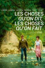 Les Choses qu'on dit, les choses qu'on fait - FRENCH HDRip
