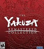 Yakuza Remastered Collection - PC DVD