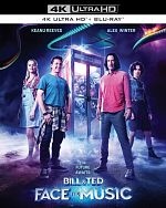 Bill & Ted Face The Music - MULTi 4K UHD