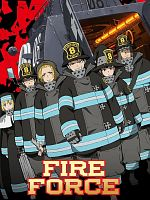 Fire Force - Saison 01 MULTi 1080p