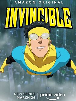 Invincible - Saison 1 wiflix