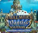 Jewel Match Solitaire : Atlantis 2 - PC