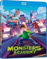 Cranston Academy: Monster Zone - FRENCH HDLight 720p