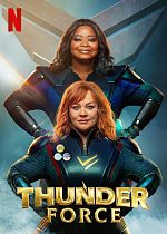 Thunder Force - FRENCH HDRip