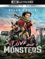 Love And Monsters - MULTi 4K UHD