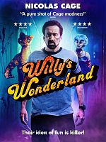 Willy's Wonderland - FRENCH HDRip