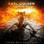 Karl Golden-Living On a Knife Edge (Deluxe Edition)