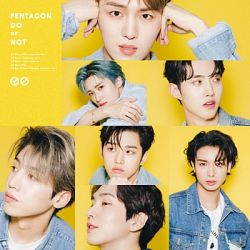 PENTAGON-DO or NOT - EP (Japanese Version)